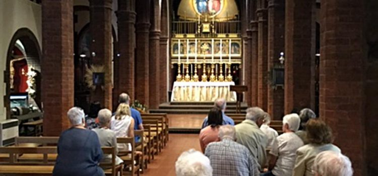Parish pilgrimage to Walsingham