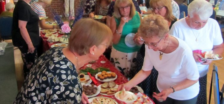 CWL Annual Strawberry Tea