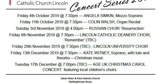 Concert Series