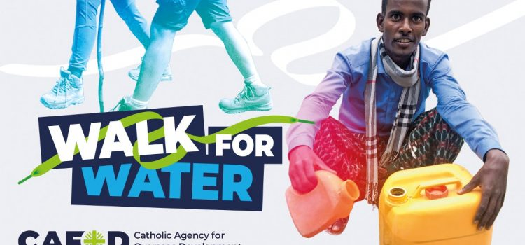 Walk for Water – Please support if you can!
